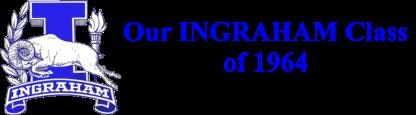 Ingraham Class of 1964 Logo