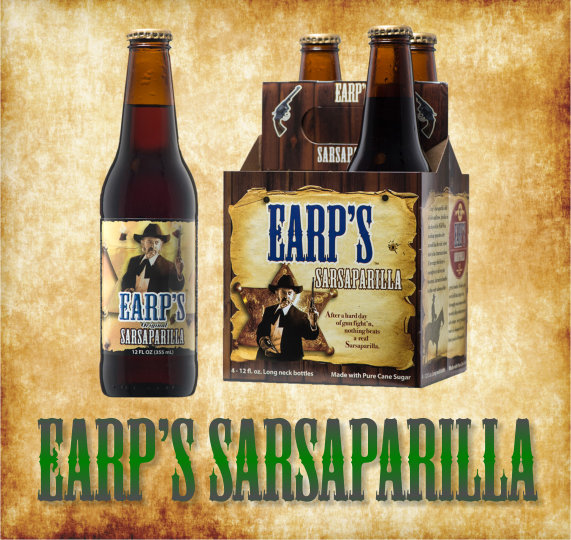 Earp's Sarsaparilla